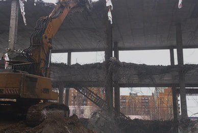 Пермь демонтаж бетона шов цементным раствором